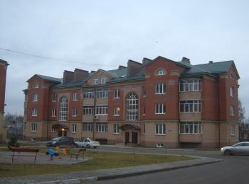 Новостройка Жилой дом на ул. Комсомольская23